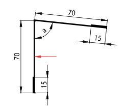 How to install slats on a sandwich panel