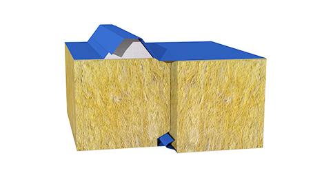 замковая система кровельной сэндвич-панели Roof-Lock
